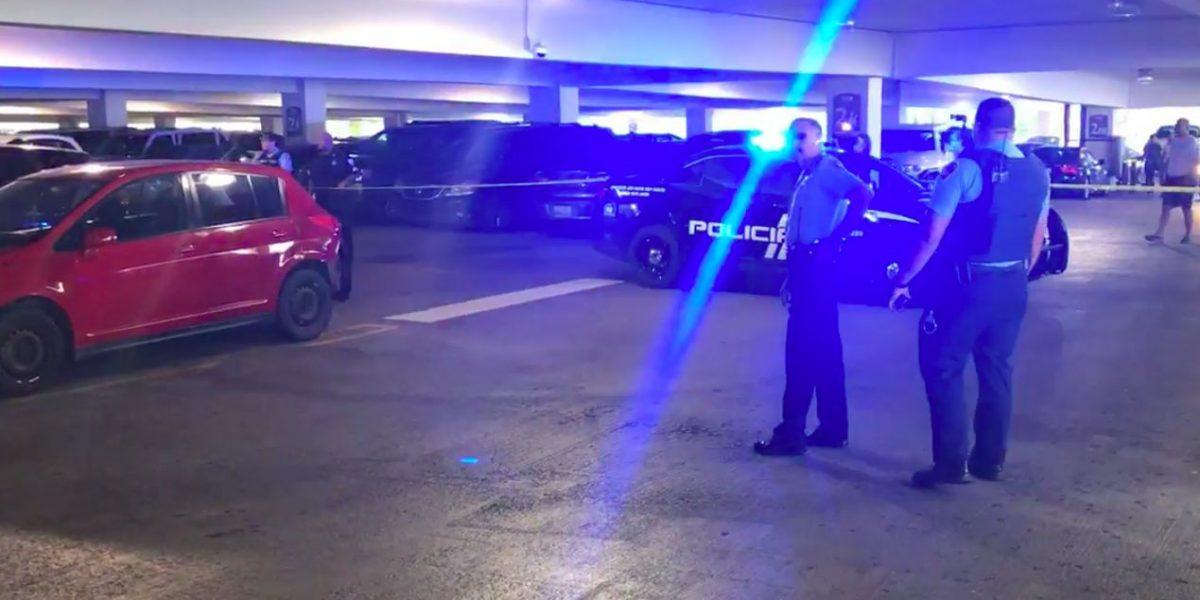 Reportan tiroteo en multipisos de Plaza Las Américas