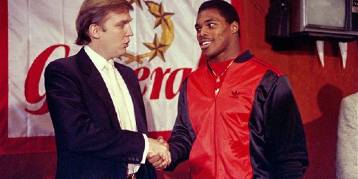 Para Trump, la década de 1980 sigue viva