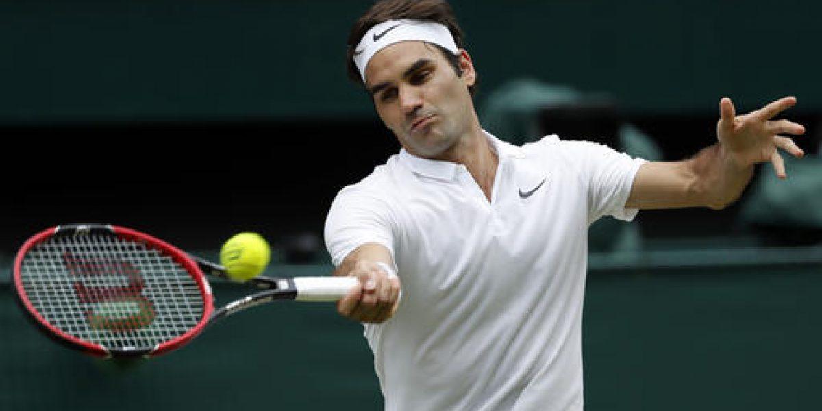 Federer regresa y gana para Suiza primer partido en Copa Hopman