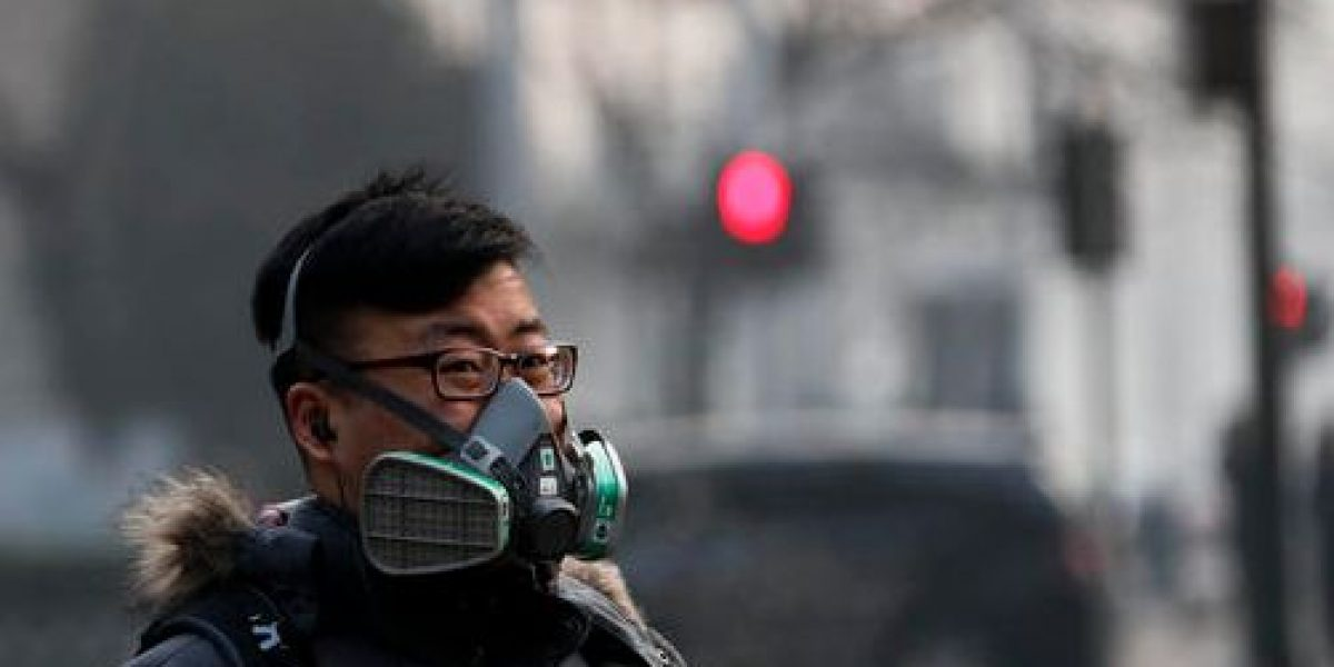 Alerta por contaminación en China