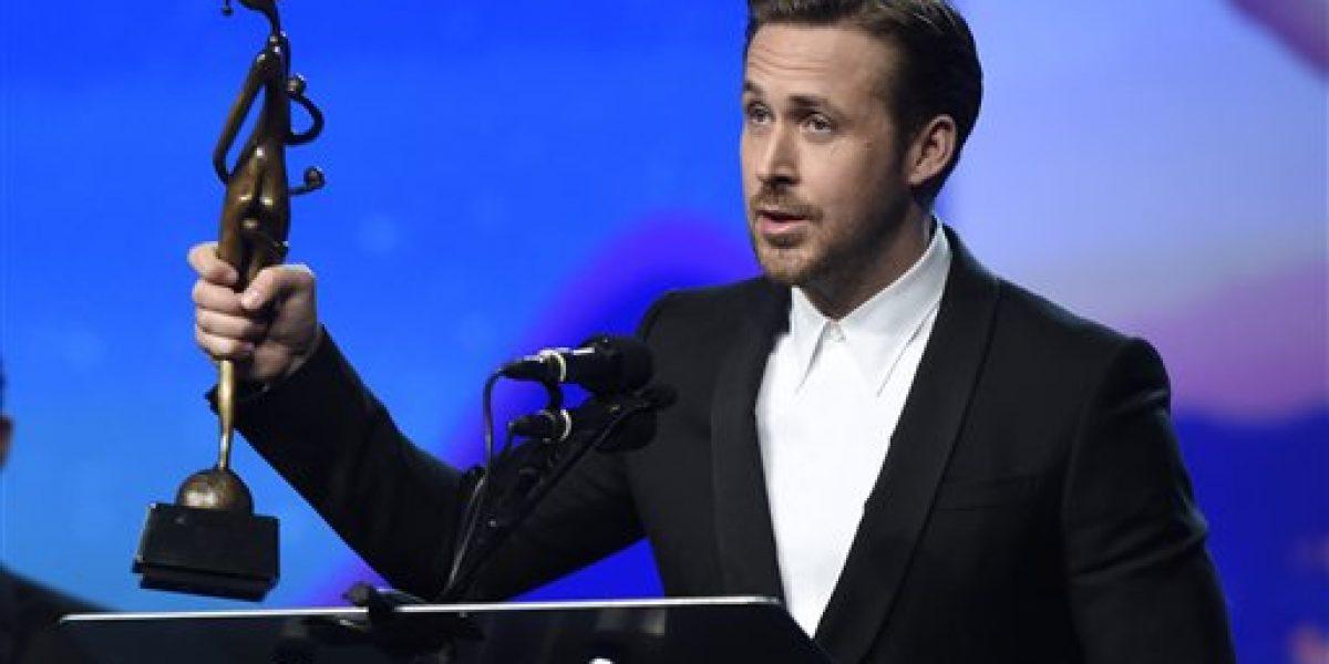 Ryan Gosling: Debbie Reynolds inspiró al reparto de