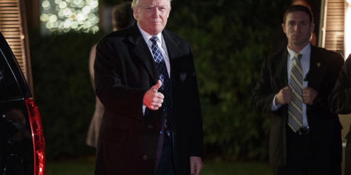 Trump designa veterano funcionario representante comercial