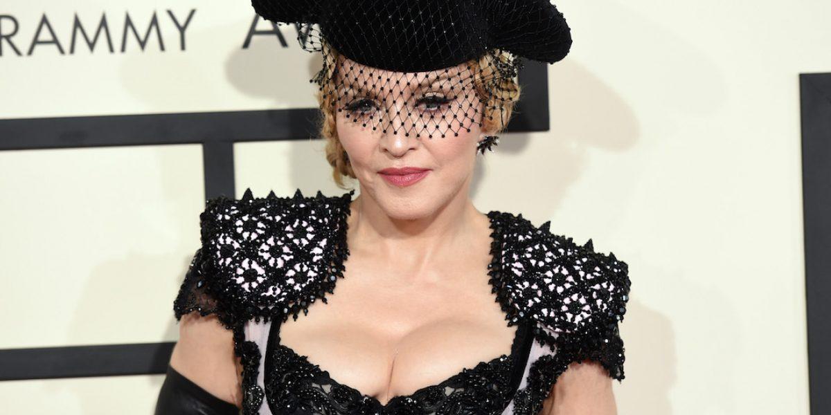 Tributo a Madonna el Día de Reyes en Paseo Caribe