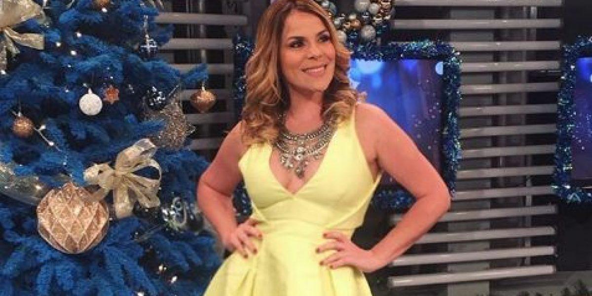 Saudy muestra su orgullo por juramentación de Jennifer González