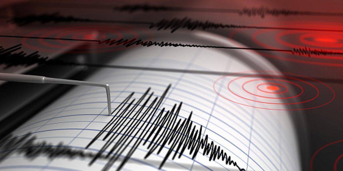 Terremoto de 7.2 se registra cerca de las islas Fiji