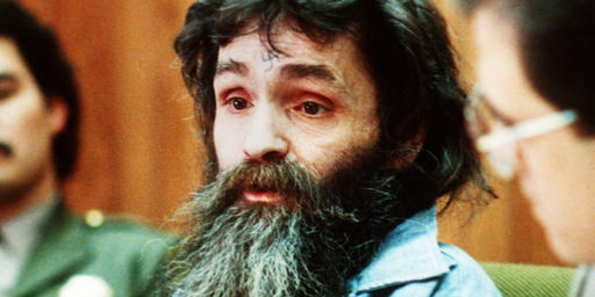 Confirman que Charles Manson está vivo