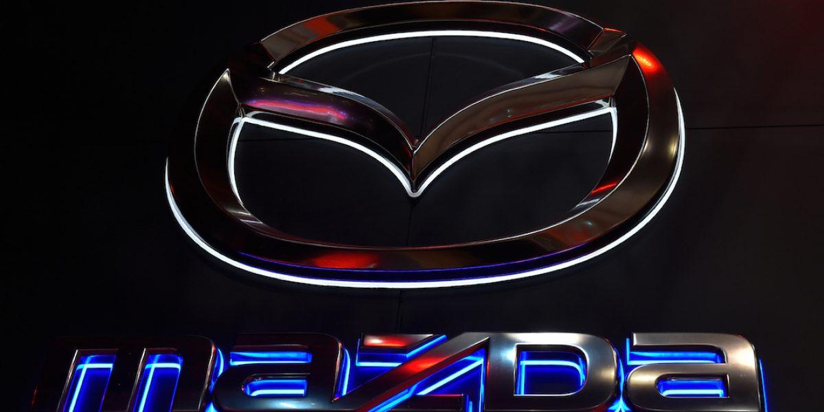 Mazda informa ventas récord en los crossover