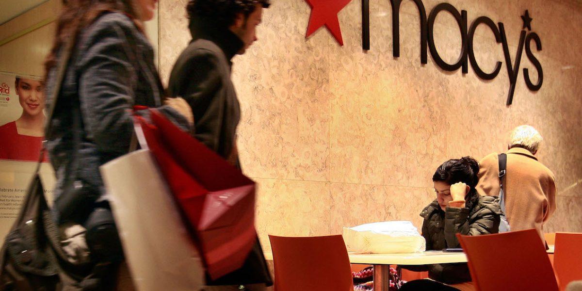 Macy's cerrará 68 tiendas este año