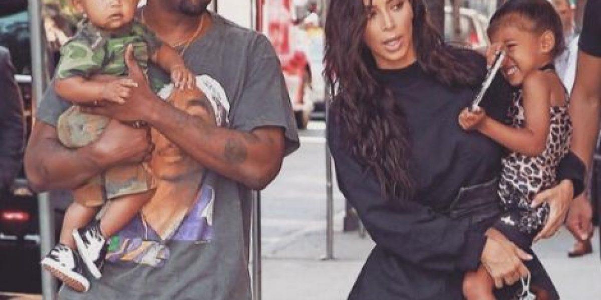 Kim Kardashian regresa a las redes sociales con tierna foto