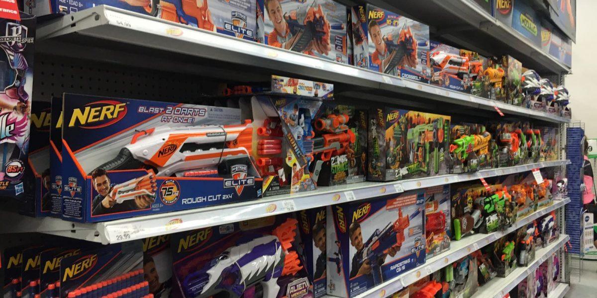 Vitales juguetes en el desarrollo de la niñez