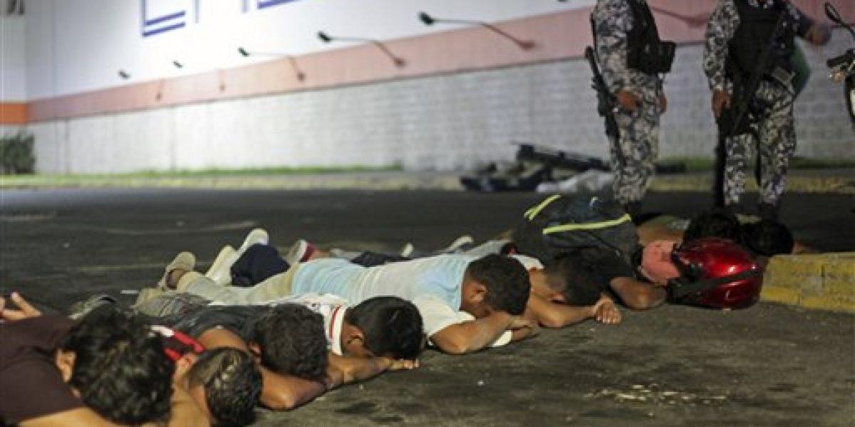 Más de 360 detenidos en México por saqueos