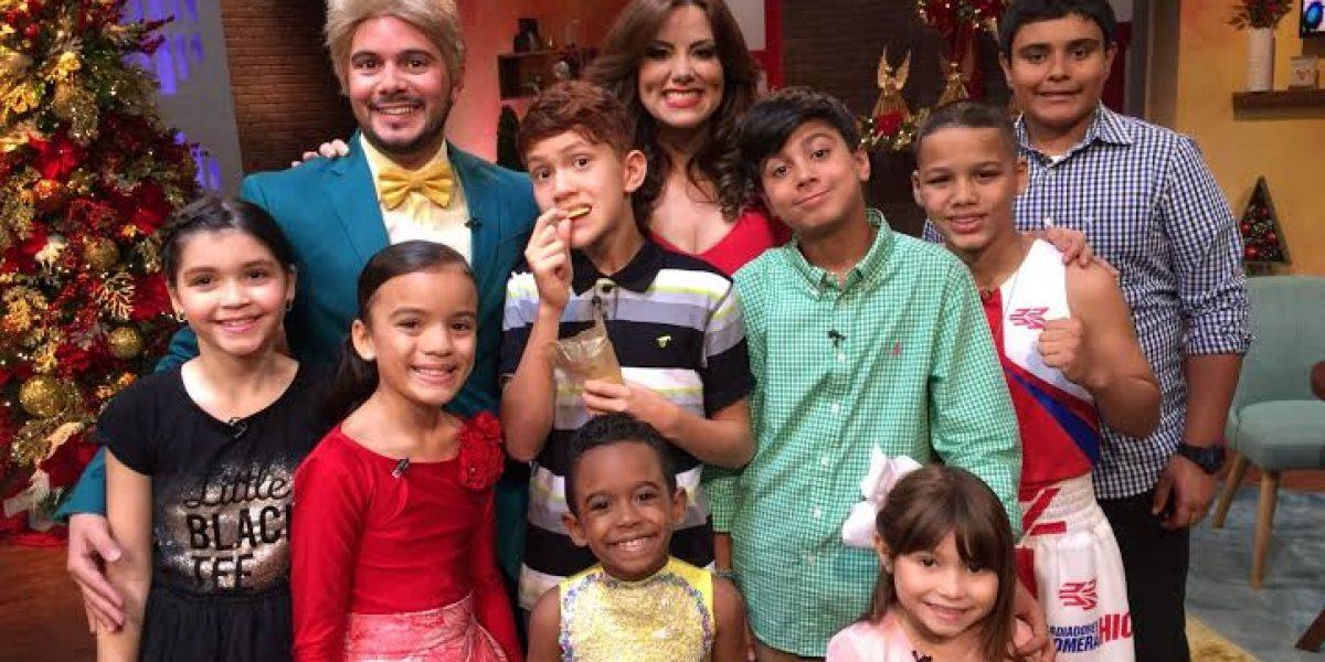 """Programa """"La Noche Encima"""", de Univisión, tendrá mañana especial dedicado a los niños"""