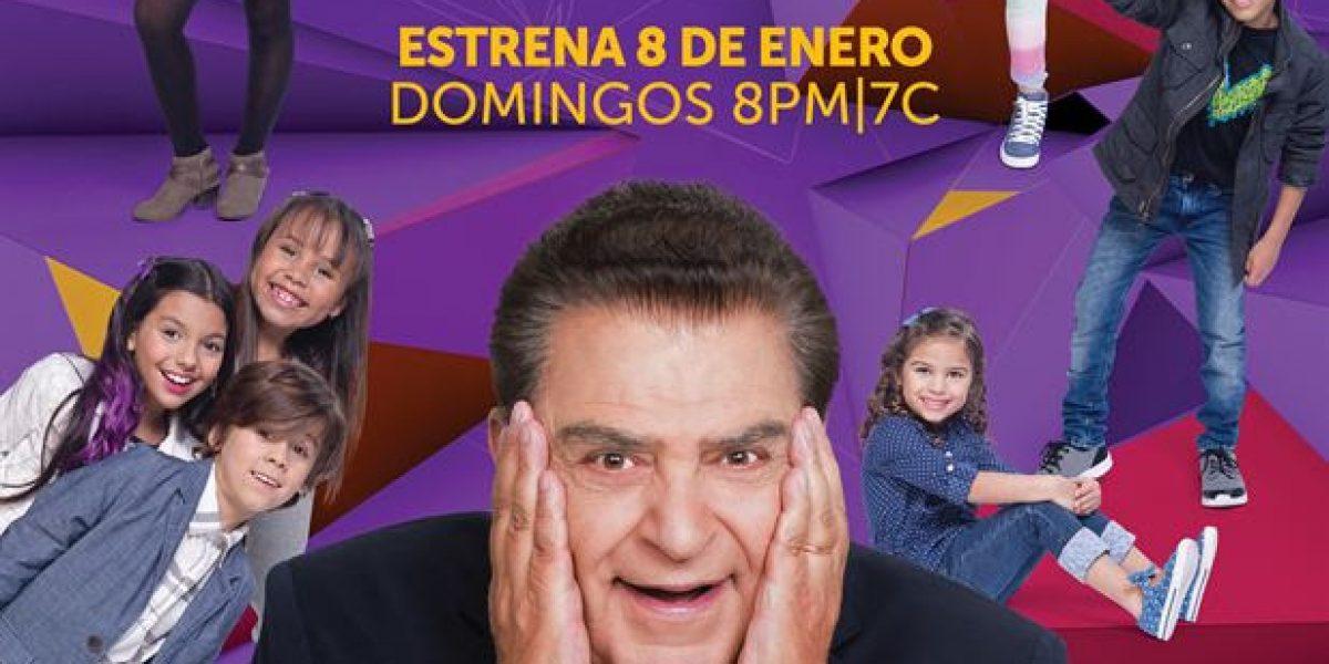 "Telemundo transmitirá ""Siempre niños"" con Don Francisco"