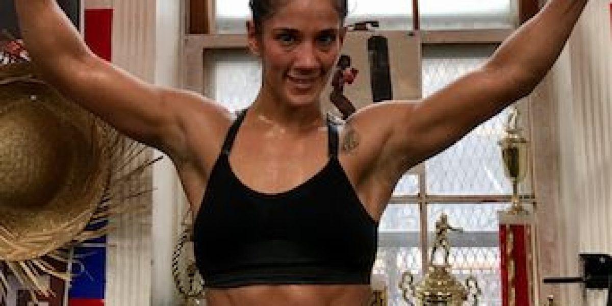 Lista Amanda Serrano para su próximo combate