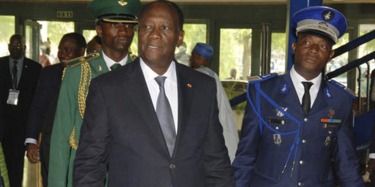 Presidente de la Costa de Marfil anuncia acuerdo con amotinados