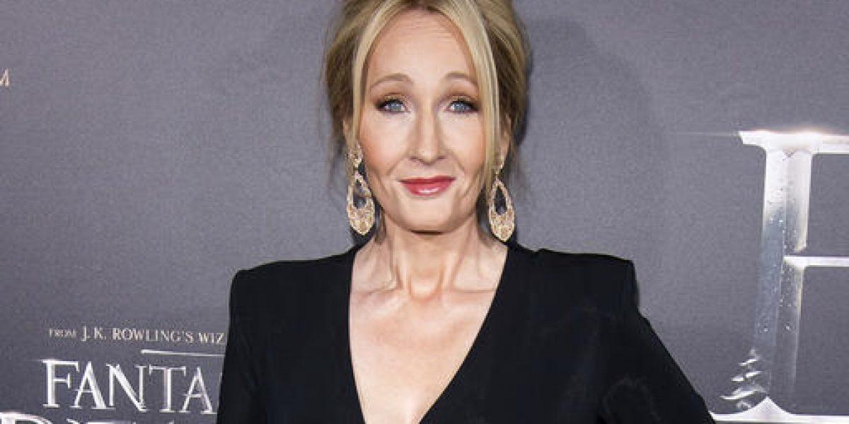 Rowling actualiza libro de