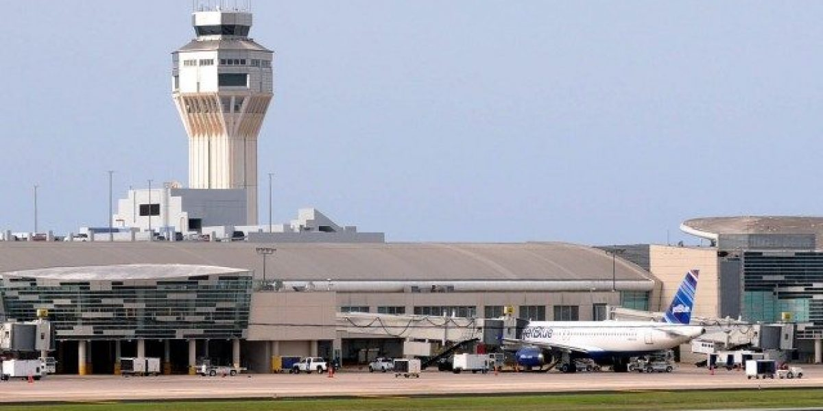 Operativo antidrogas en aeropuerto de Carolina