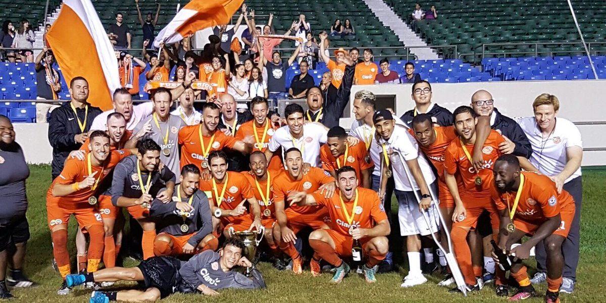 Puerto Rico FC continuará en la NASL en temporada 2017