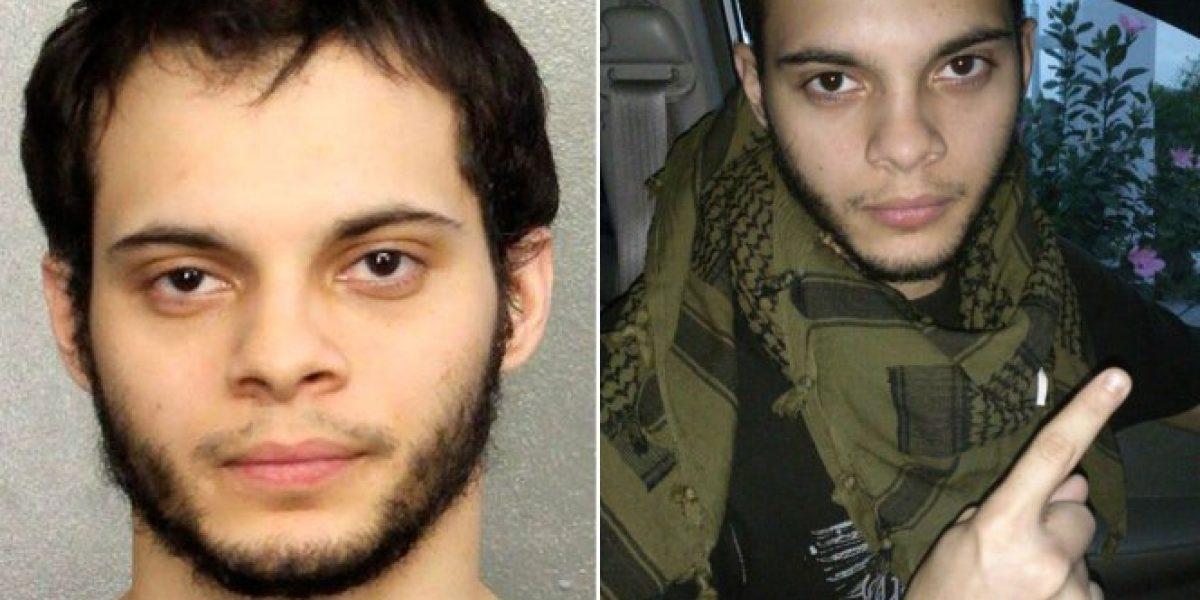 Radican cargos por asesinato contra Esteban Santiago