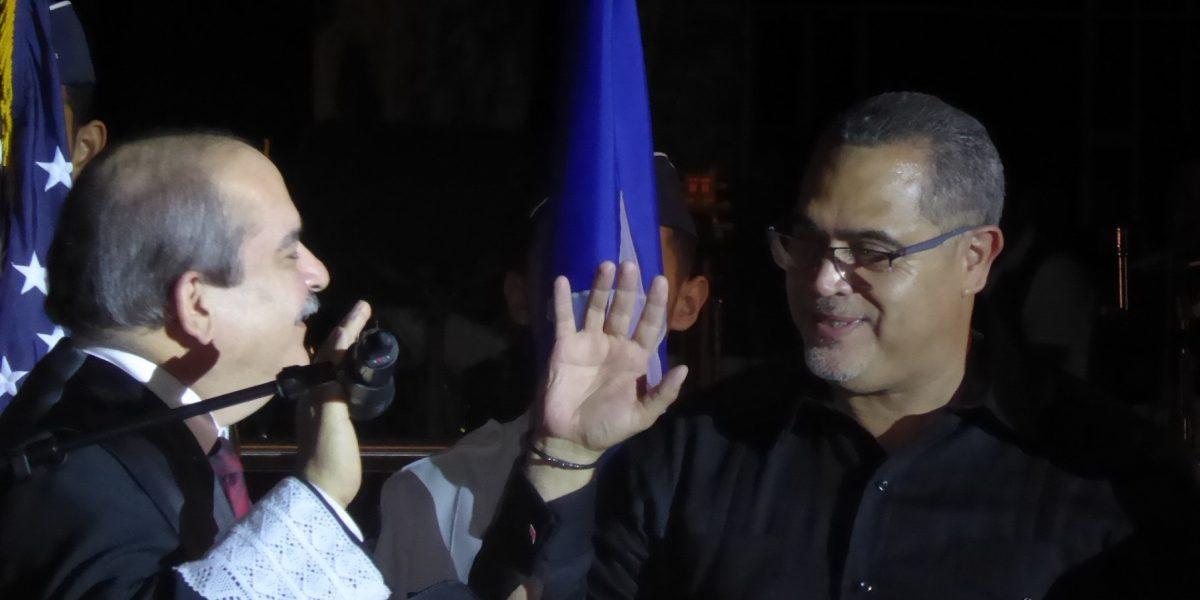 Jura Torres Maldonado alcaldía de Peñuelas por sexta vez
