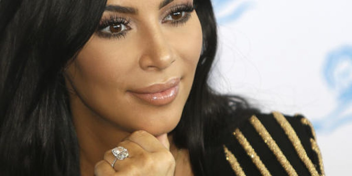 Arrestan a 16 por robo a Kim Kardashian