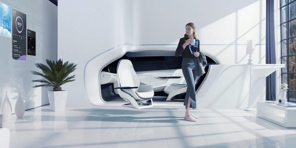 Hyundai Motor desveló la visión futurística de la movilidad en el CES 2017 en Las Vegas