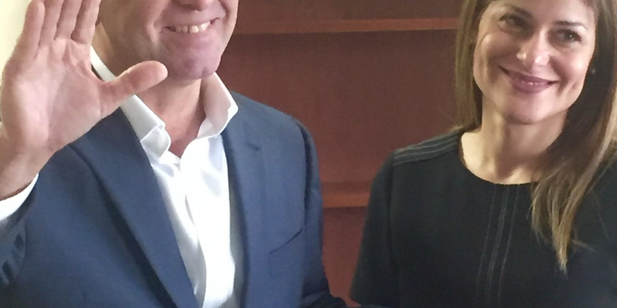 Jura nuevo alcalde de Vega Alta