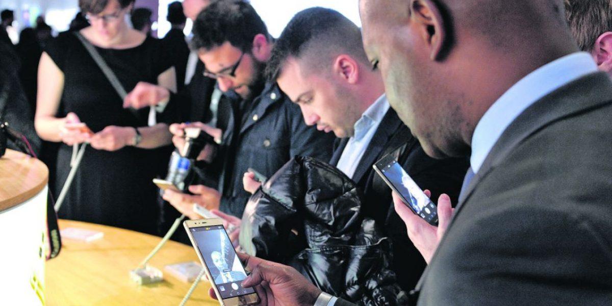 Marcas chinas toman el mercado de smartphones