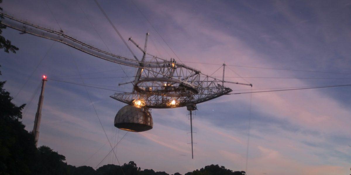 Observatorio de Arecibo busca estudiantes para investigación