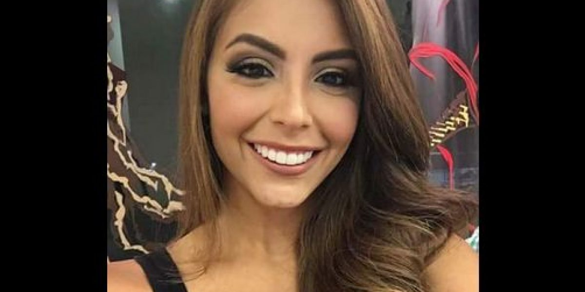 Brenda Jiménez entre las favoritas de Miss Universo 2016