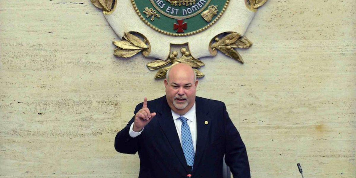 Johnny Méndez asume presidencia de Cámara de Representantes