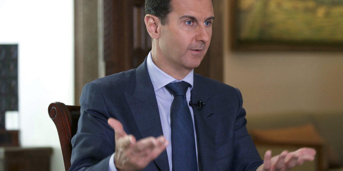 Tras ganar Aleppo, Assad dice que está listo para negociar