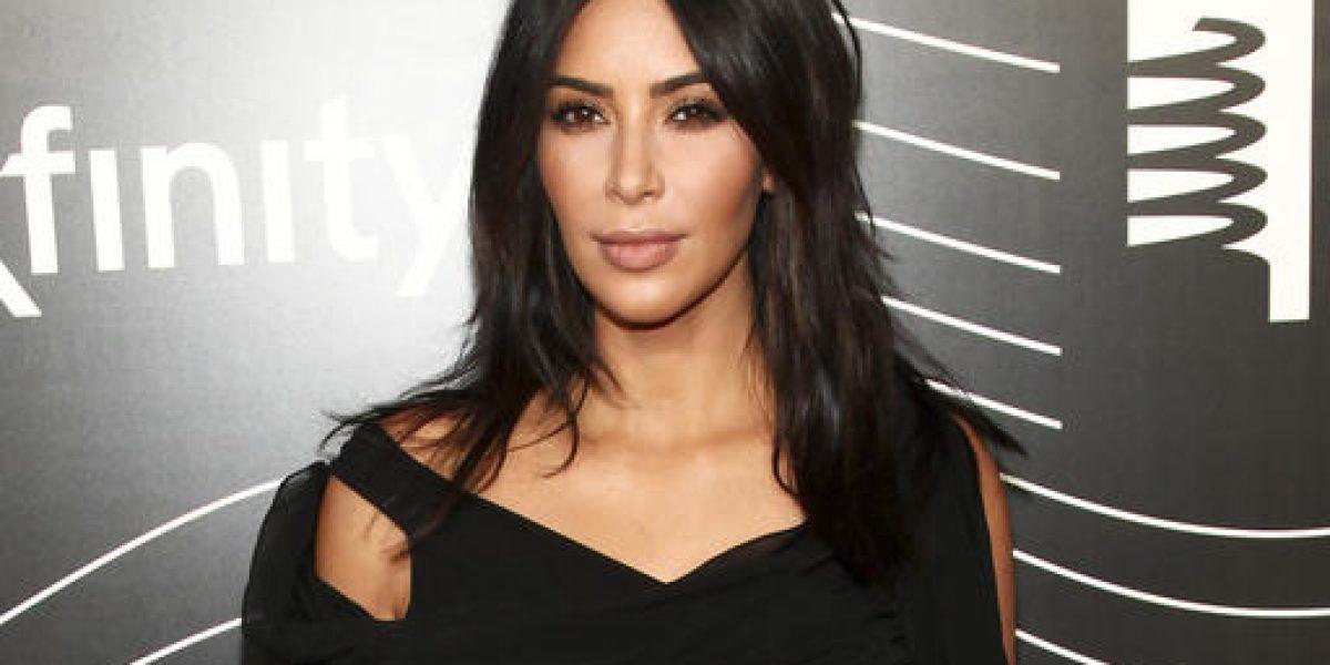 Kim Kardashian se preparó para una violación durante robo