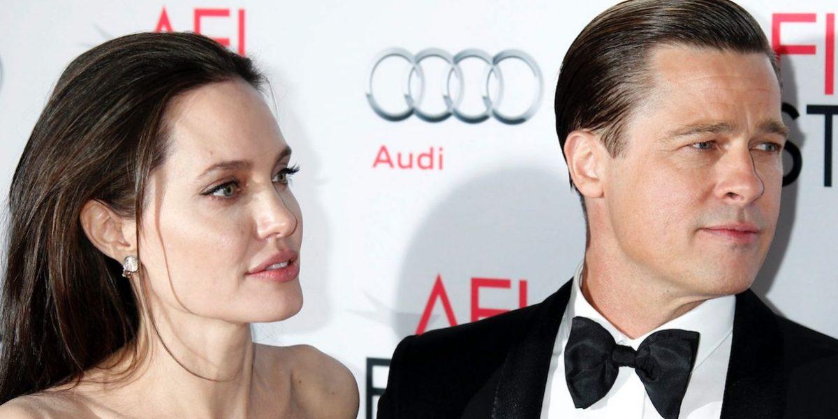 Brad y Angelina se comprometen a defender intimidad de sus hijos