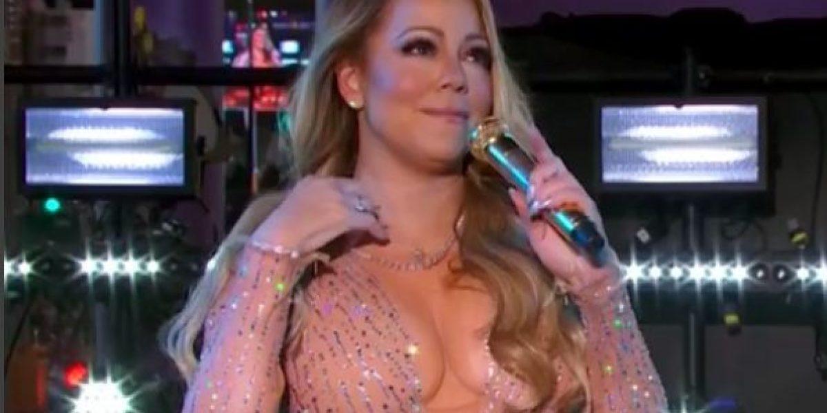 Mariah Carey se retira de las redes sociales