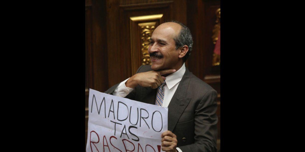 Venezuela: piden a la Corte anular acciones del Congreso