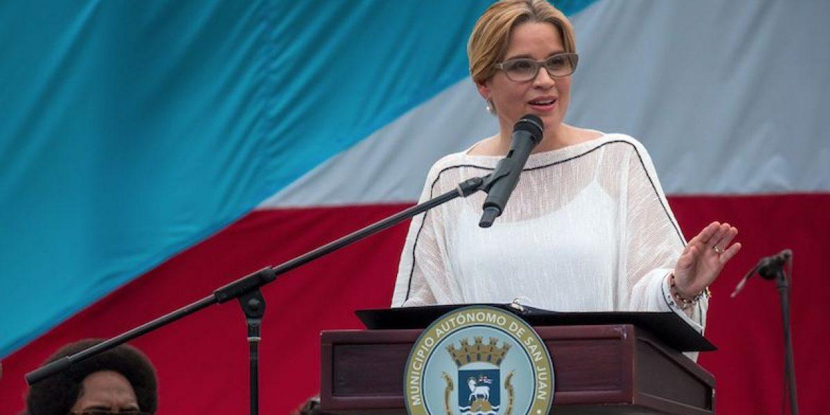 Alcaldesa de San Juan viaja a Washington