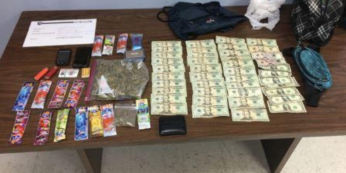 Arrestado por drogas en coliseo de Lares