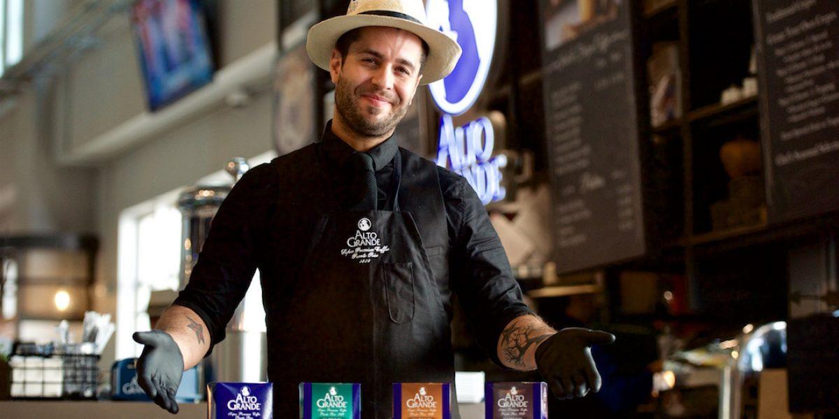 Presentan primera vez café 100% arábigo de Puerto Rico en cápsulas