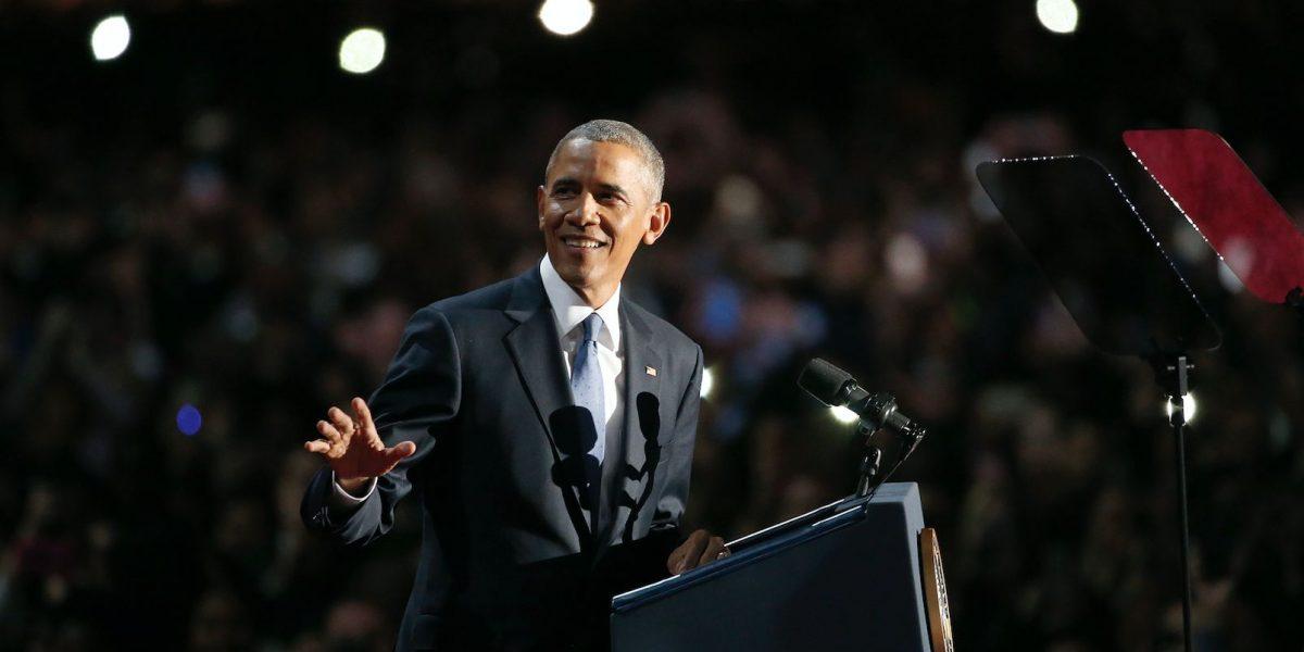 Obama: Aún falta avanzar en cuestión de razas