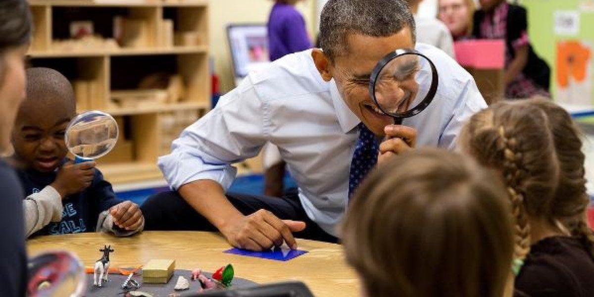 25 fotos del mandato de Obama que no se pueden perder