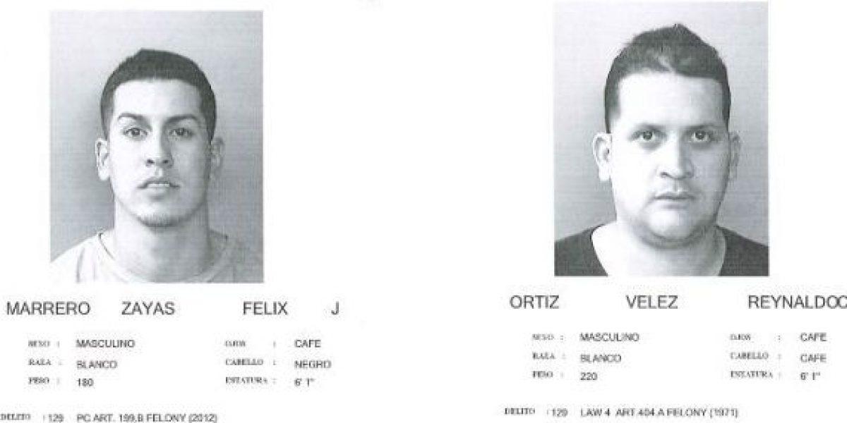 Procesan a dos por robo en Plaza Las Américas