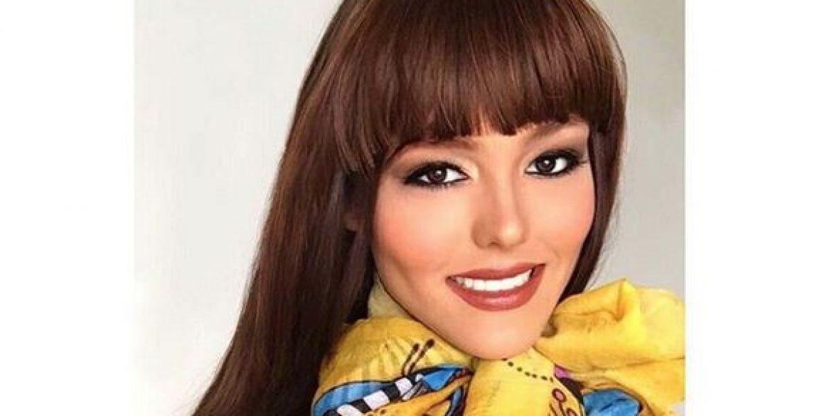 Kristhielee aparece en pleno inicio de Miss Universo 2016