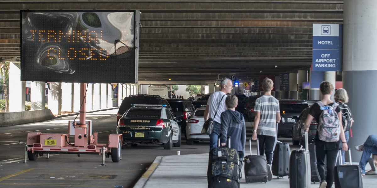 Identifican última víctima de balacera en aeropuerto de Florida