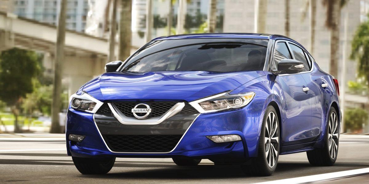 Nissan Maxima 2016 recibe clasificación como mejor sedán