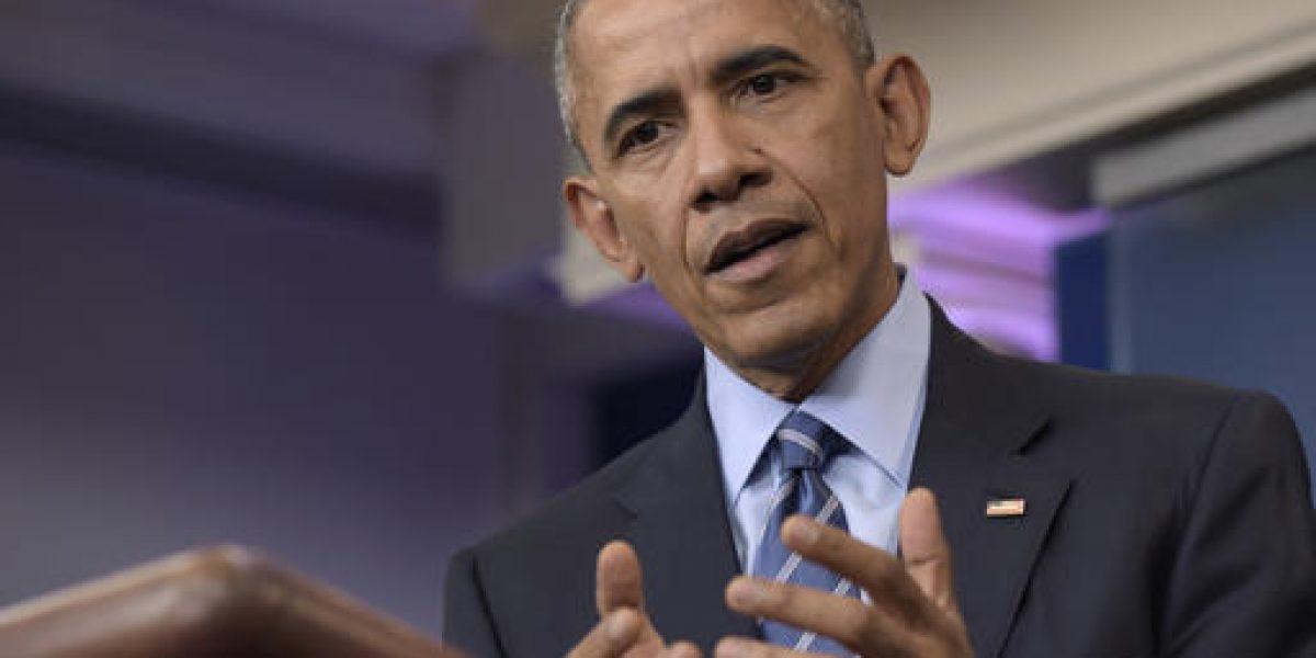 Senado de EE.UU. da primer paso para revocar el Obamacare