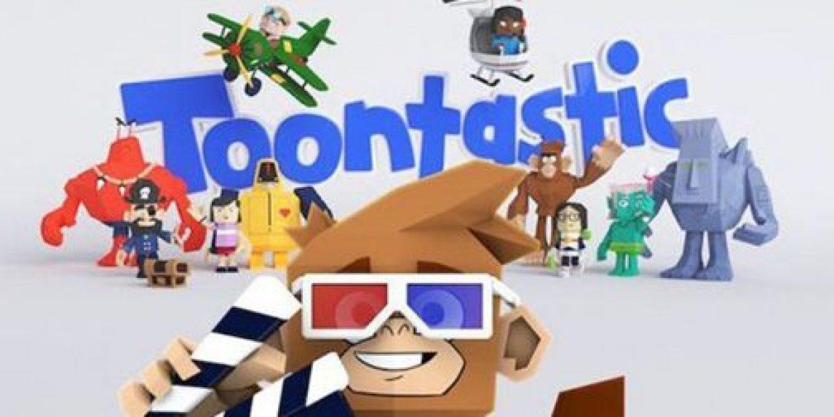 Google lanzó app Toontastic 3D para niños