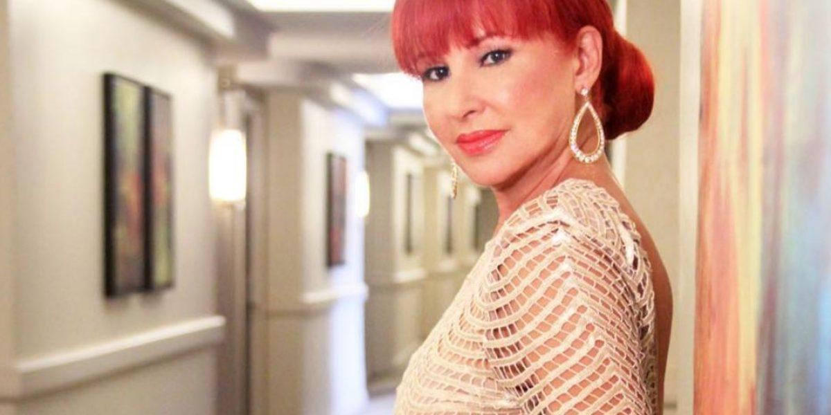 Luz Nereida Vélez revela quién es su competencia