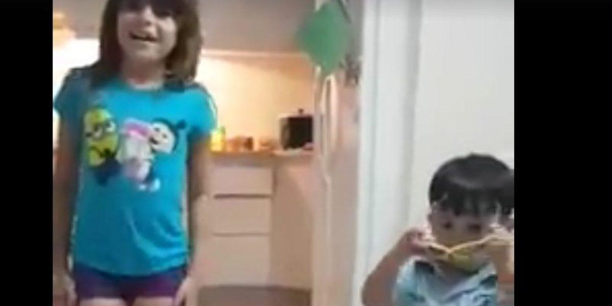 Niños boricuas se hacen viral en la Internet
