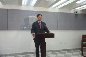 Reunión con la JCF fue para coordinar trabajos, según Elías Sánchez